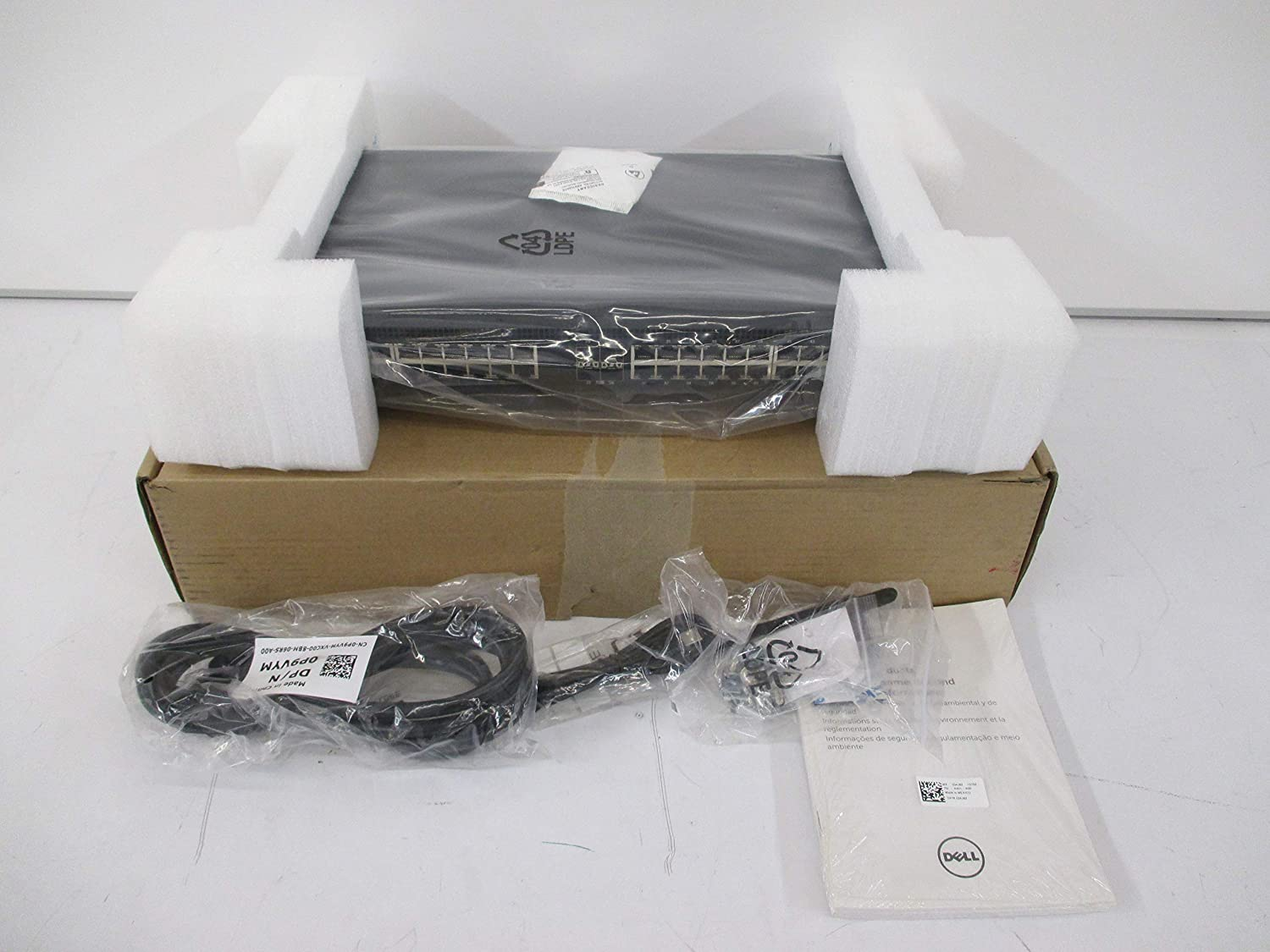 Dell EMC Networking N1148P-ON Switch