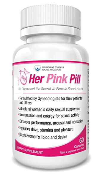 Female sexual enhancing capsules