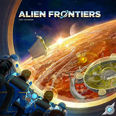 Alien Frontiers 5th Edition: Toys & Games