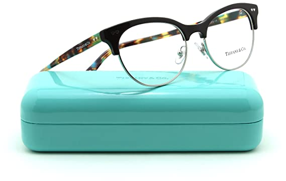 970c8addac Image Unavailable. Image not available for. Color  Tiffany   Co. TF 2156 Women  Oval Eyeglasses RX - able Frame ...