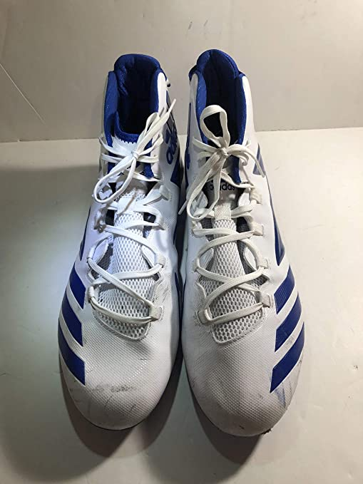 ef9a3ba543f6 Dallas Cowboys Game Used Adidas Freak Football Cleats Men s Size 15 ...