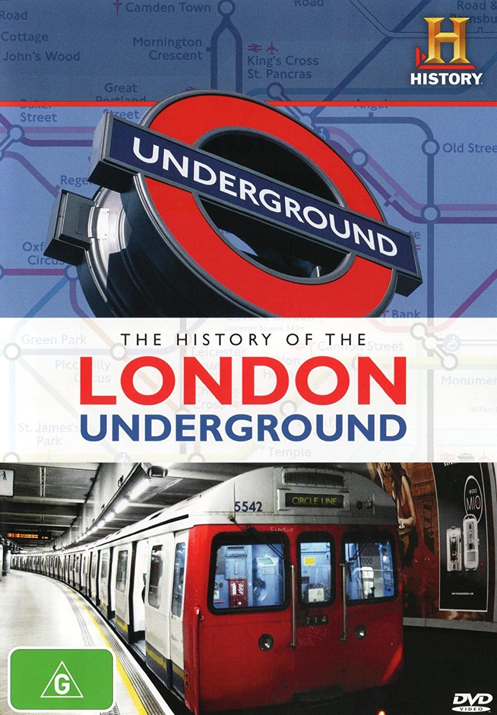 amazon com history of the london underground documentary non usa format pal region 4 import australia mike ashworth michael praed jon woods movies tv amazon com