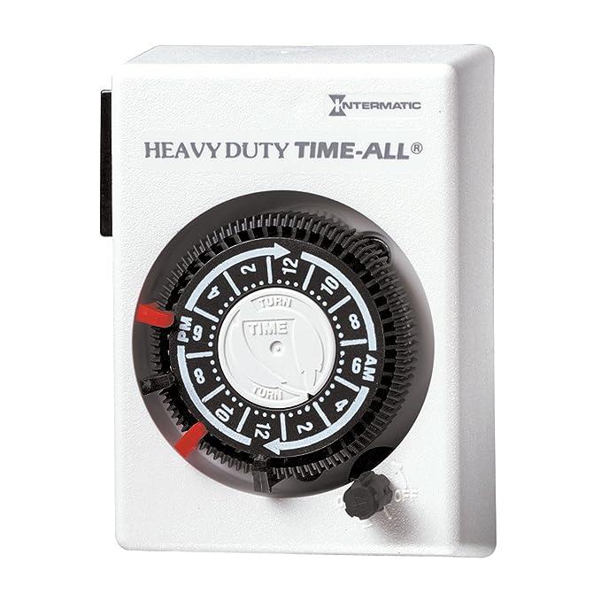 Amazon.com: Intermatic hb112 C Heavy Duty Aire Acondicionado ...