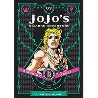 JoJo's Bizarre Adventure: Part 1--Phantom Blood, Vol. 3 (Volume 3)