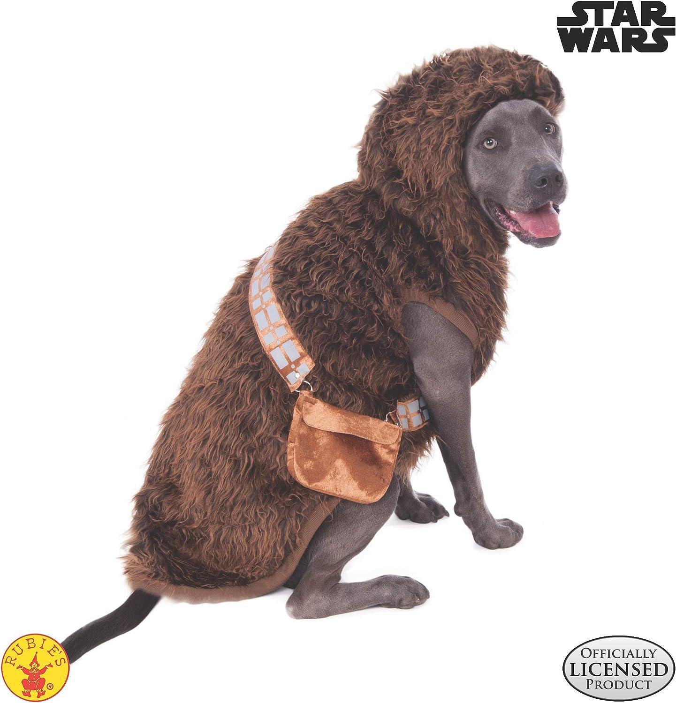 RubieS Disfraz de Perro Grande de Star Wars Chewbacca para ...