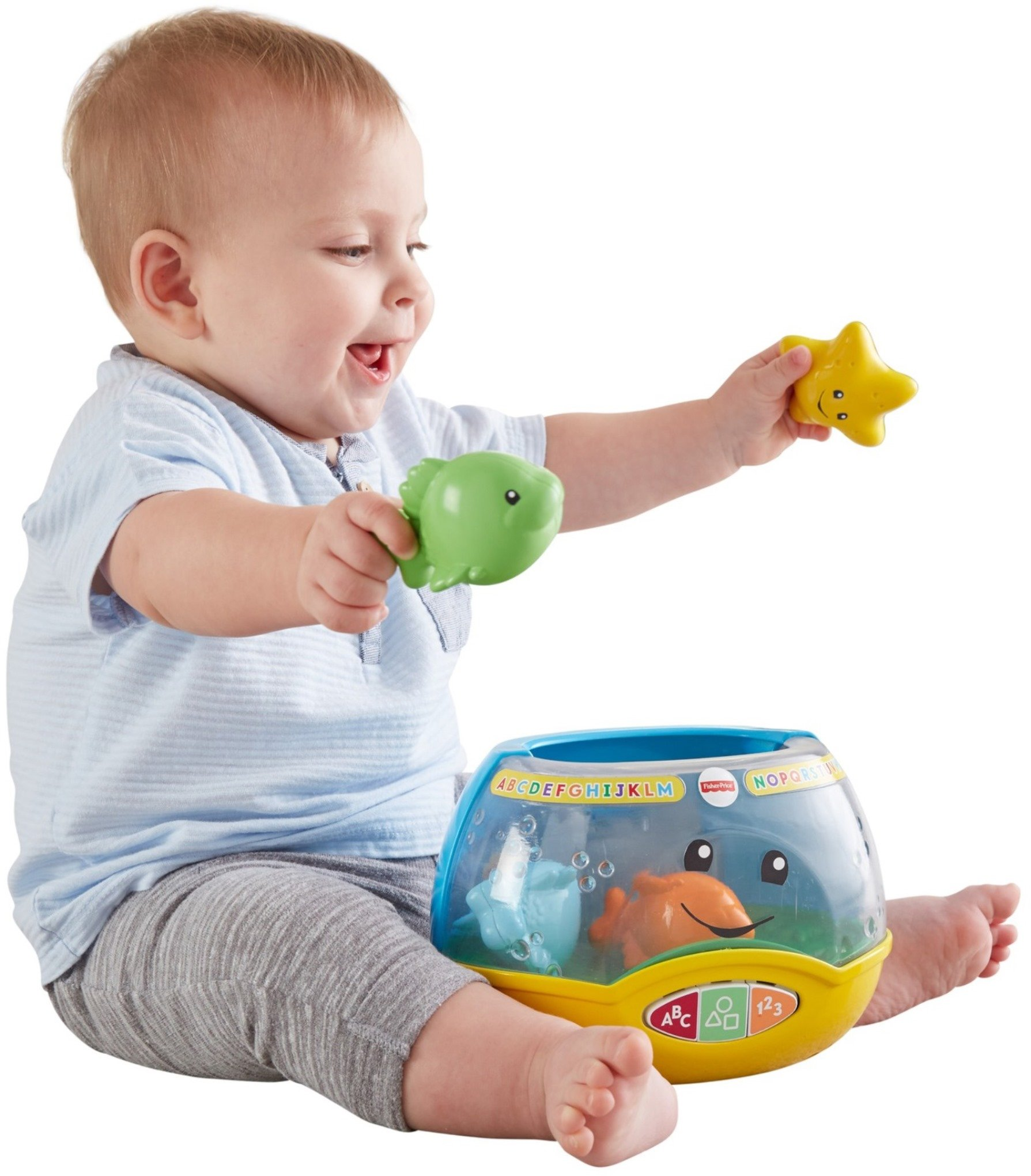 Fisher-Price Laugh & Learn Magical Lights Fishbowl by Fisher-Price (Image #2)