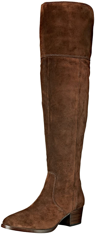 FRYE Women's Clara OTK Suede Slouch Boot B018YLXRSS 6 B(M) US|Brown