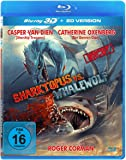 Sharktopus vs Whalewolf 3D - uncut Edition [3D Blu-ray]