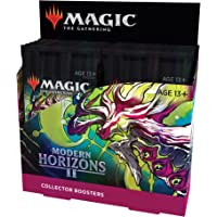 Magic: The Gathering Modern Horizons 2 Collector Booster Box   12 Packs (180 Magic Cards)
