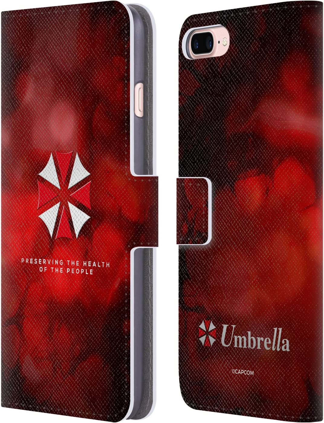 Amazon Com Head Case Designs Officially Licensed Resident Evil