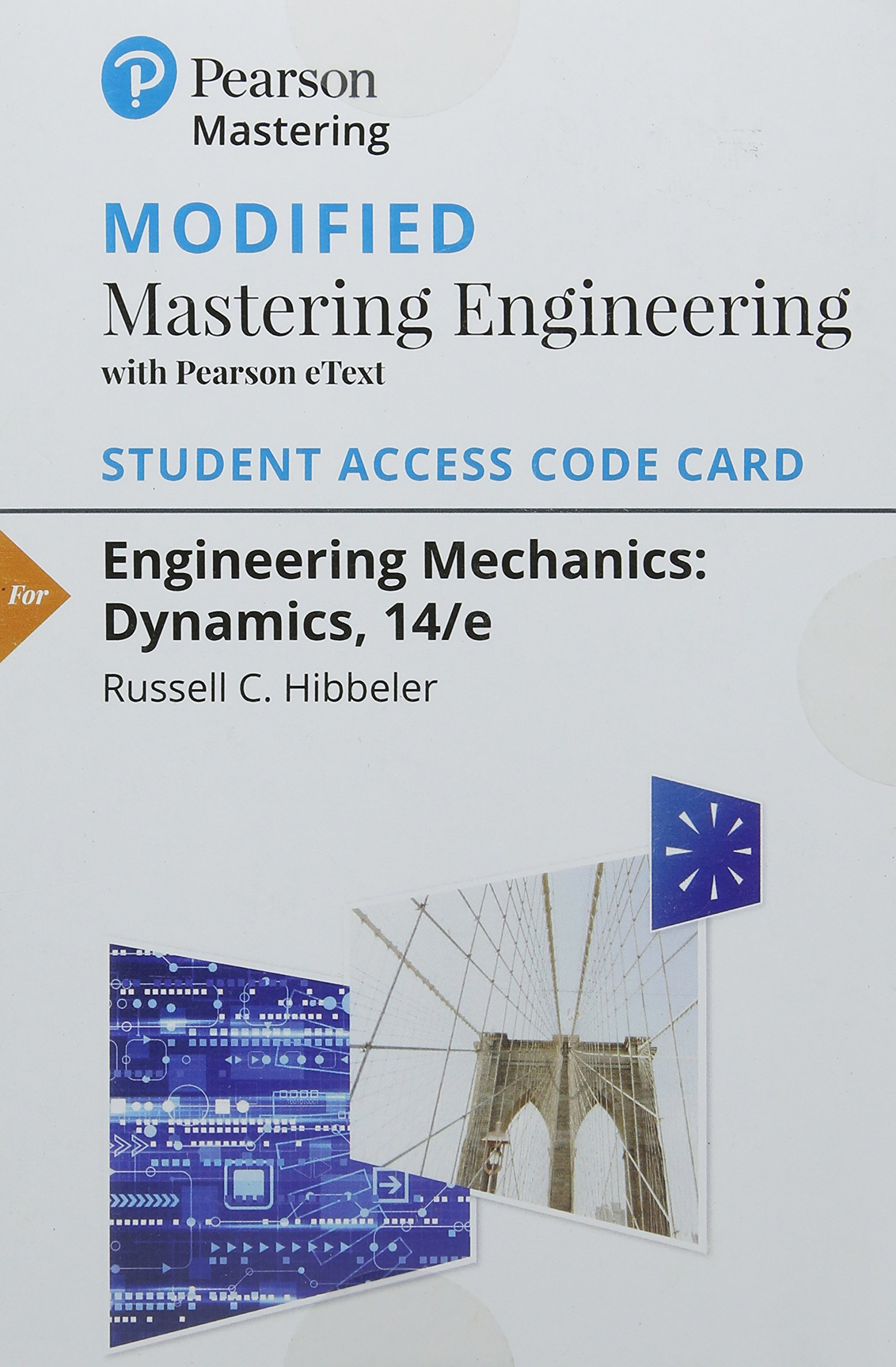 Modified MasteringEngineering with Pearson eText -- Standalone Access Card  -- for Engineering Mechanics: Dynamics: 9780133976564: Amazon.com: Books