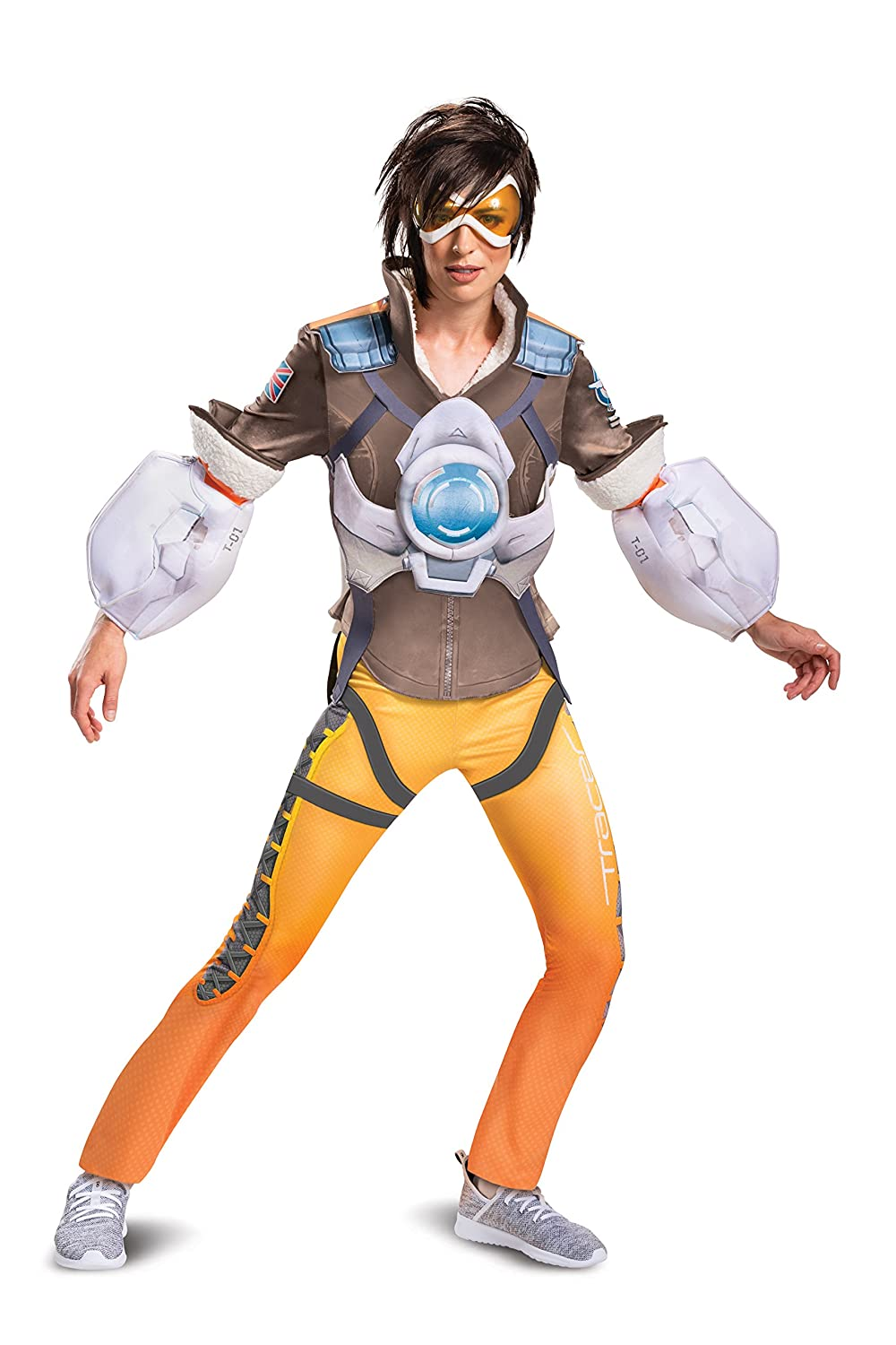 Disguise Damens's Tracer Deluxe Adult Costume