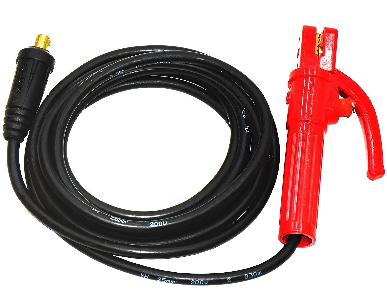 Vector Digital sudor dispositivo AC/DC Wig V341 Pulso aluminio Inverter TIG MMA Electrode: Amazon.es: Bricolaje y herramientas