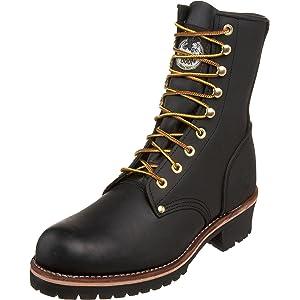 Georgia Boot Men's Logger 8