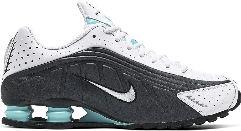 Nike Shox Nz Noire Silver - Chaussures Baskets homme - Chausport