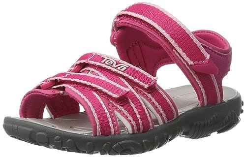 4e0c58b7b444 Teva Kids Tirra Hard Sole Sandal Purple  Amazon.ca  Shoes   Handbags