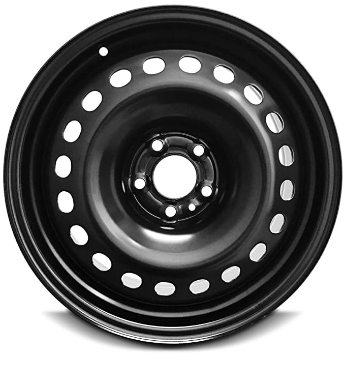 Amazon Com Road Ready Replacement Steel Wheel For 17x7 5 2015 2017
