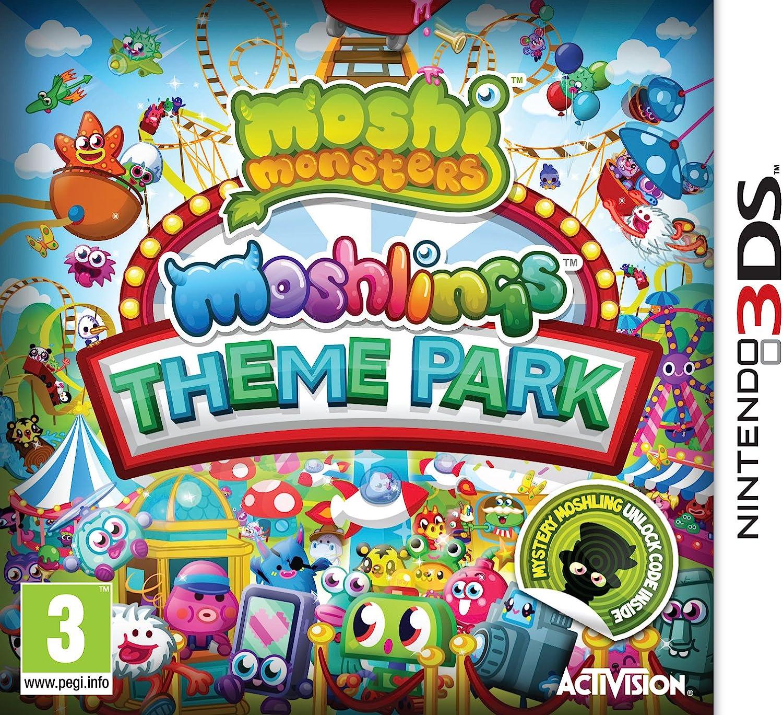 Moshi Monsters : Moshlings Theme Park [import anglais]: Amazon.fr ...