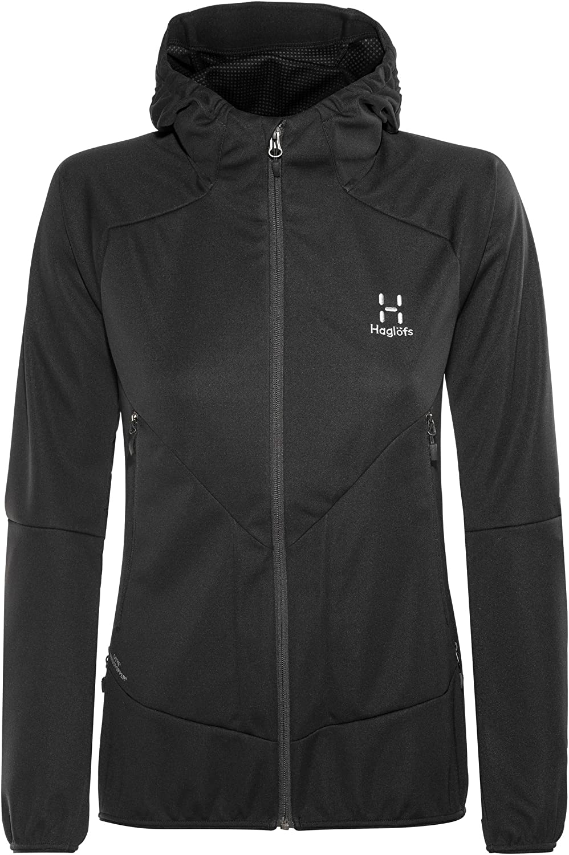 Haglöfs Multi WS Hood Jacket Women Softshelljacke: Amazon