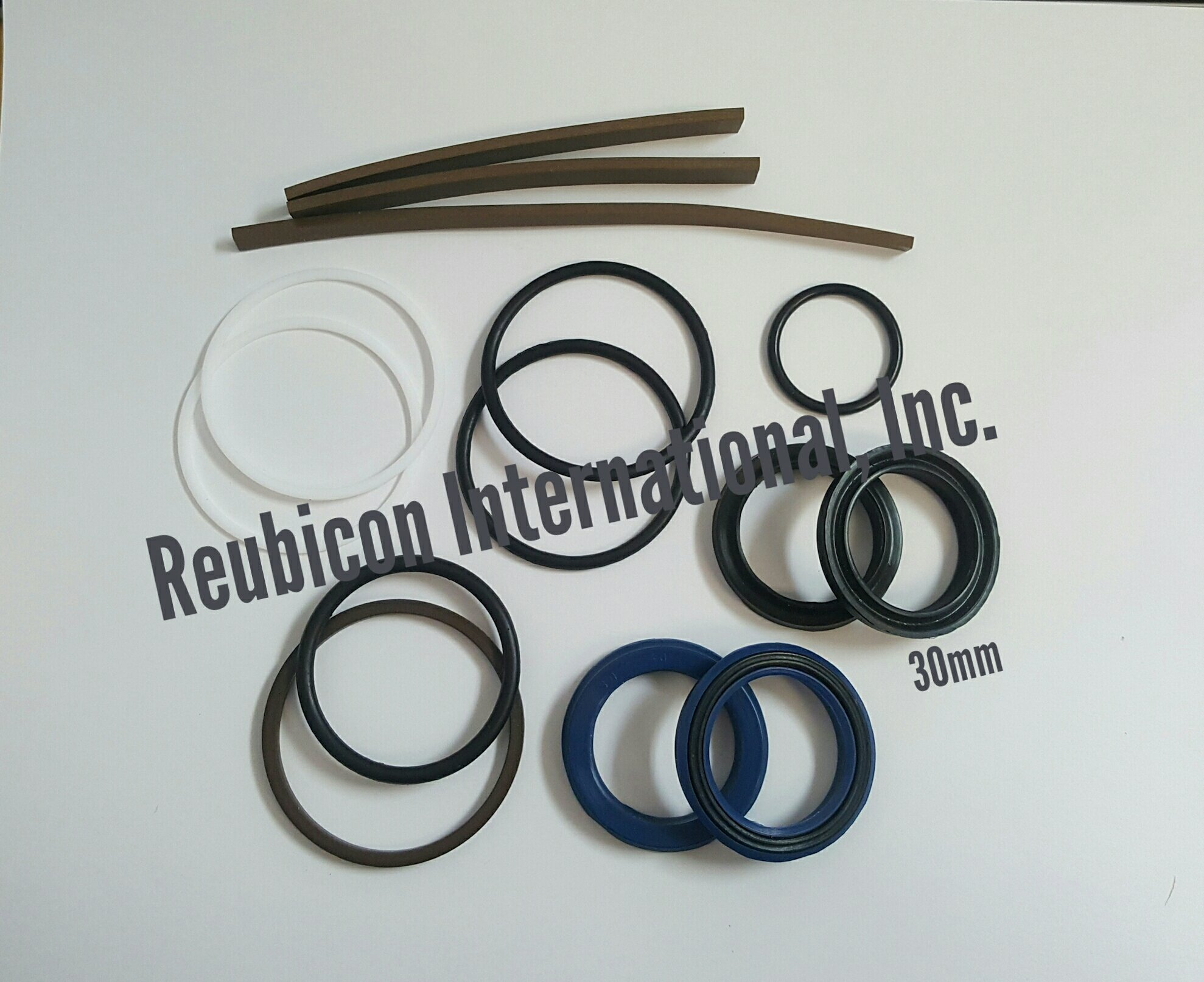 Mahindra Tractor Power Steering Cylinder Repair Kit 1 1/4'' 30mm - 35mm