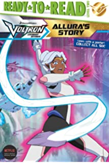 Alluras Story (Voltron Legendary Defender)