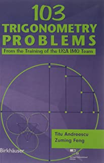 103 TRIGNOMETRY PROBLEMS 103 Trigonometry Problems, 1  Edition price comparison at Flipkart, Amazon, Crossword, Uread, Bookadda, Landmark, Homeshop18