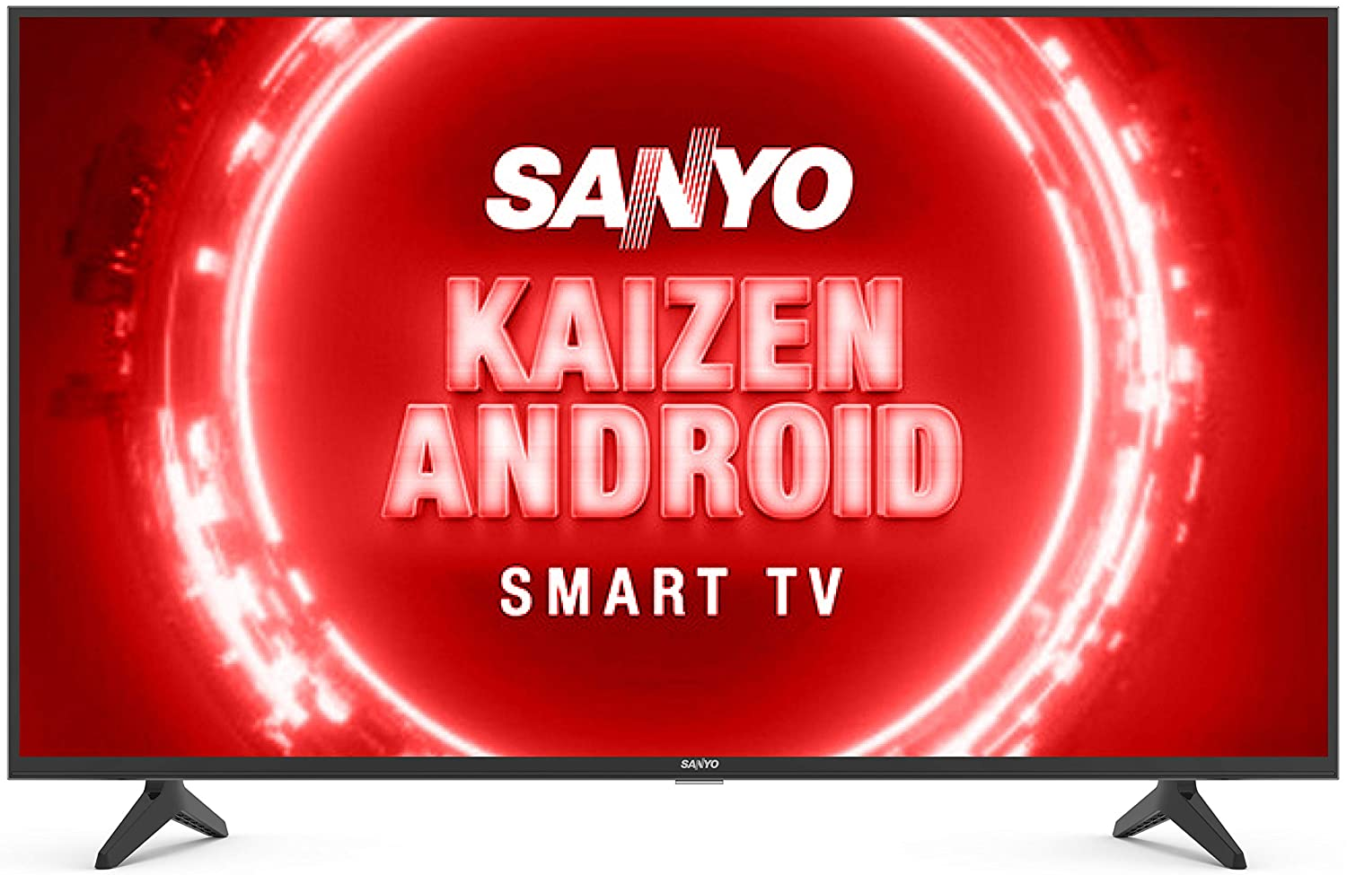 Sanyo 108 cm (43 inches) Kaizen Series 4K Ultra HD Certified Android LED TV