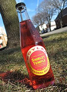 product image for Boylan Soda, Shirley Temple, 12 fl oz (12 Glass Bottles)