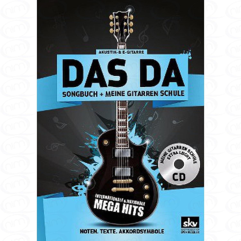 El libro Da Song + Mis Guitarra Escuela – Arreglados para guitarra ...