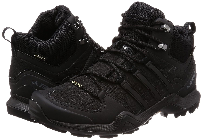 Amazon.com | adidas Terrex Swift R2 Mid Gore-TEX Walking Boots - SS19 | Hiking Boots