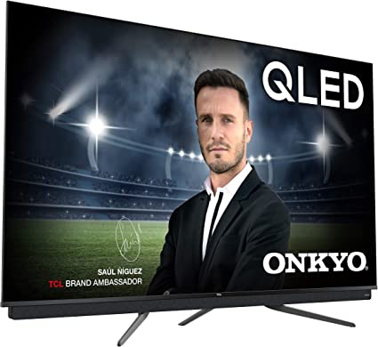 TCL 55C815 - Televisor Smart TV 4 K UHD (55 pulgadas, HDR 10, Micro Dimming Pro, Android TV, Alexa, Google Assistant): Amazon.es: Electrónica