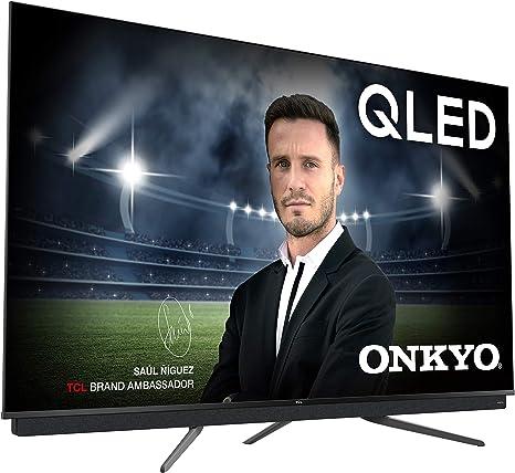TCL 65C815 - Televisor Smart TV 4 K UHD (65 pulgadas, HDR 10, Micro Dimming Pro, Android TV, Alexa, Google Assistant): Amazon.es: Electrónica