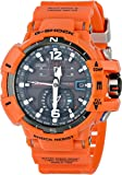 G-Shock Unisex Atomic Solar GWA1100 Orange Watch