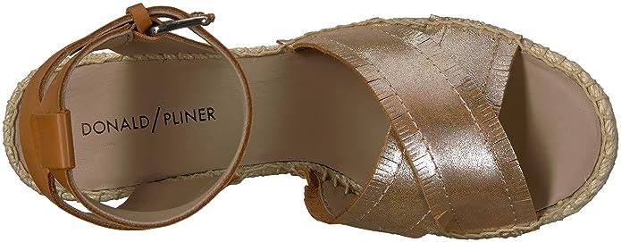 539abcc1ce Amazon.com: Donald J Pliner Women's INES Espadrille Wedge Sandal: Shoes