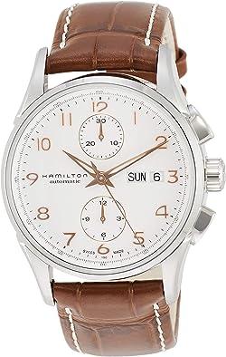 [ハミルトン] 腕時計 ジャズマスターマエストロデイデイト 機械式自動巻き H32576515 メンズ 正規輸入品