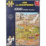 Jumbo - Puzzle - Jan van Haasteren 1000 Pièces  - Jeux Olympiques