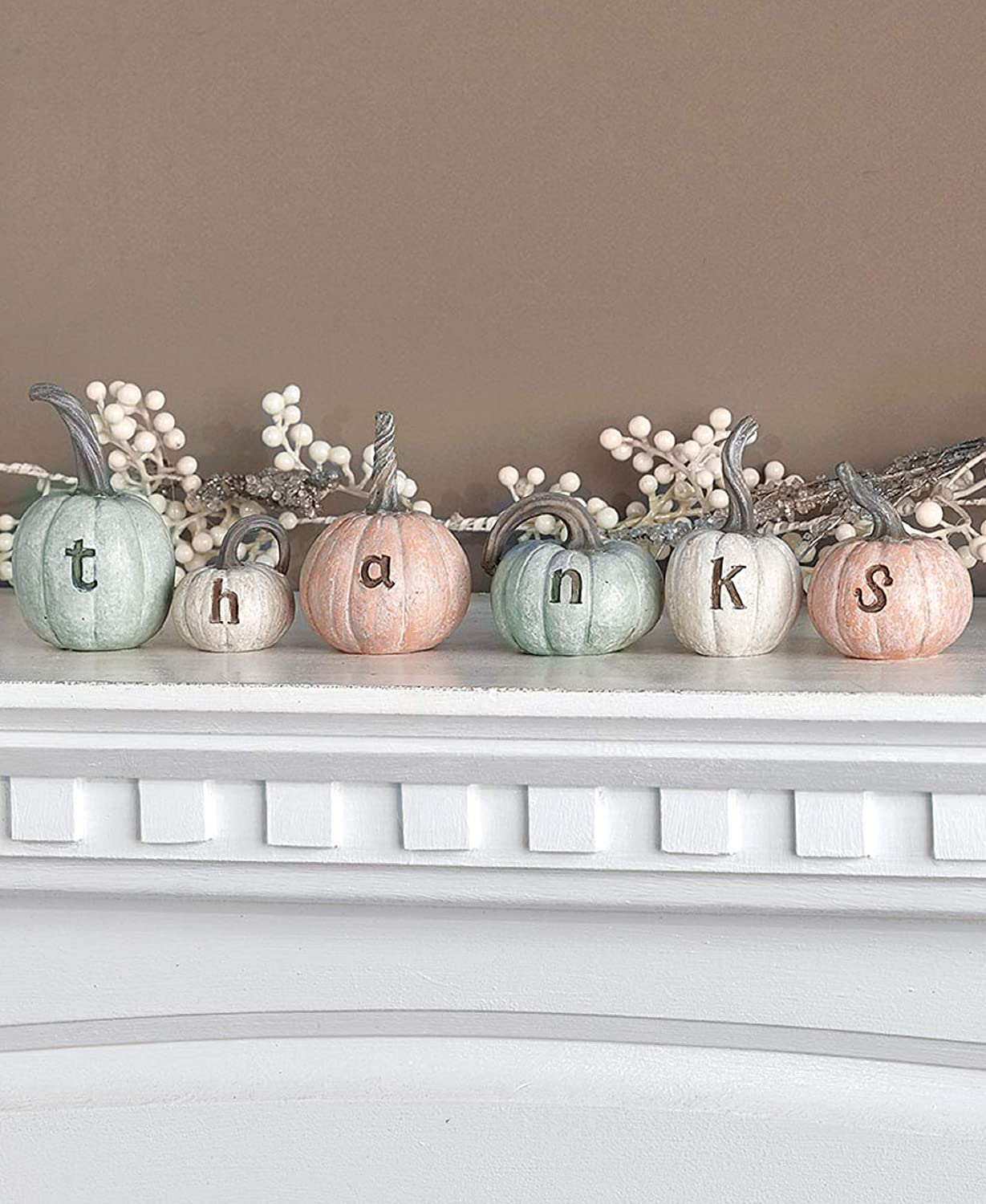 pumpkin thankful set