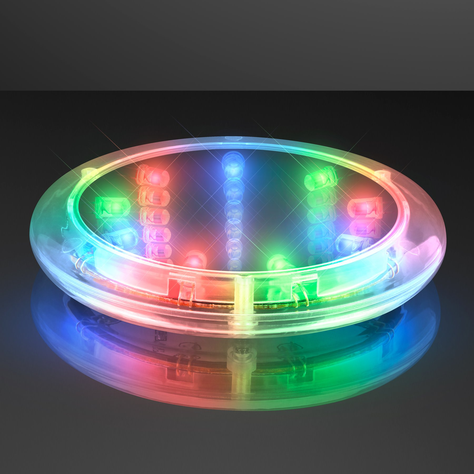 Infinity Tunnel LED Coasters (Set of 12)