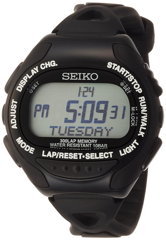 8962548535 Amazon | [セイコー]SEIKO 腕時計 PROSPEX プロスペックス SUPER RUNNERS EX スーパーランナーズ ハードレックス  消費カロリー換算機能 ペース換算機能 SBDH015 ...