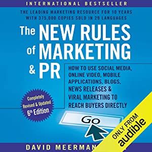 related image of             The New Rules of Marketing & PR