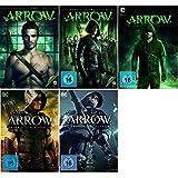Arrow Staffel 1-5 (1+2+3+4+5) [DVD Set] DC-Comics Serie