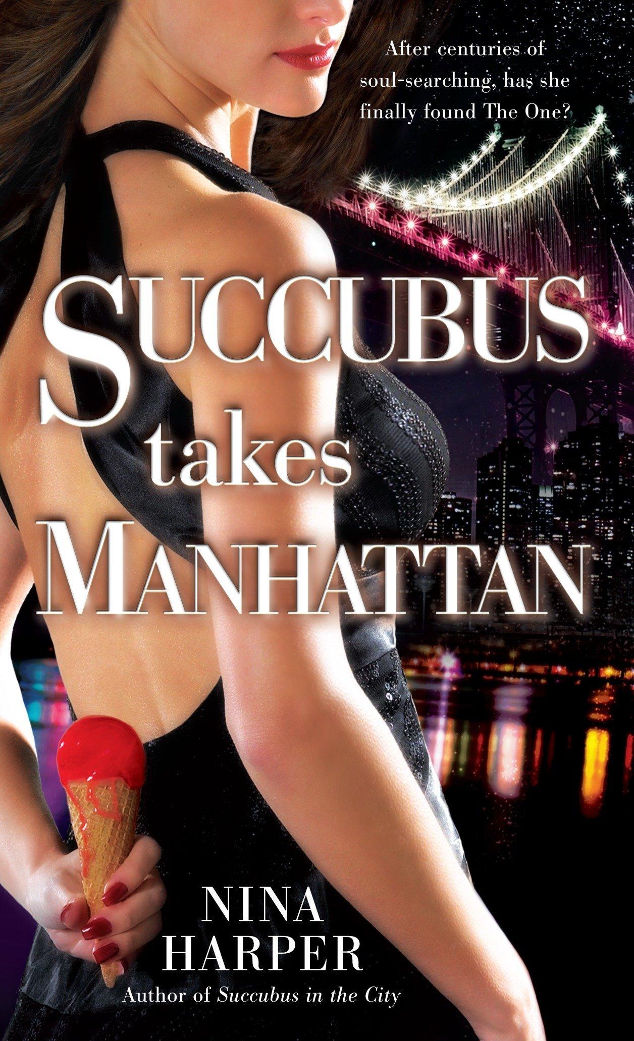 Download Succubus Takes Manhattan pdf epub