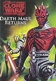 Star Wars: the Clone Wars Return of Darth Maul (Tg [DVD] [Import]