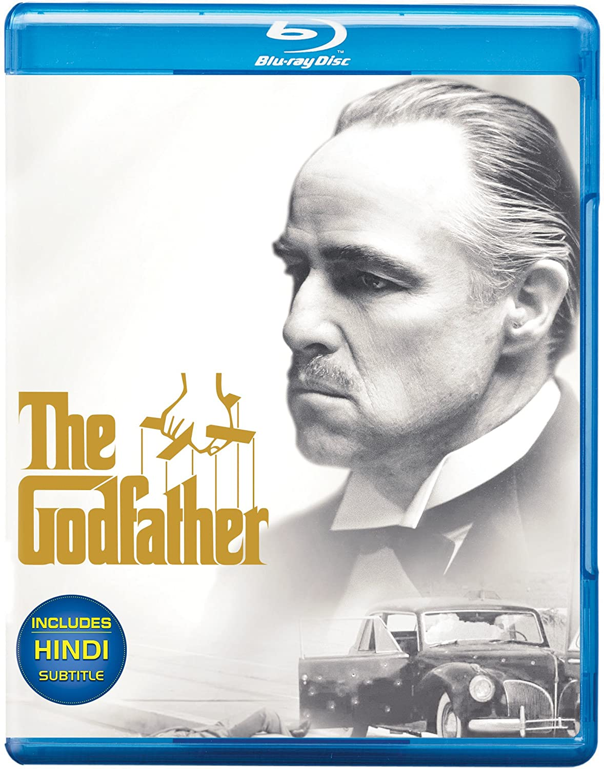 Amazon in: Buy The Godfather (1972) DVD, Blu-ray Online at