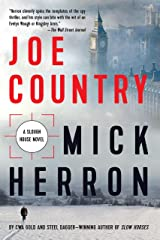 Joe Country (Slough House Book 6) Kindle Edition