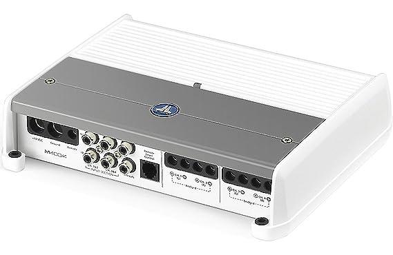 M400/4 – JL Audio 4 canales 400 Watt Marine amplificador