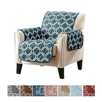 Amazon.com: Protector de muebles reversible impreso de la ...