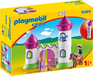 PLAYMOBIL Castle with Stackable Towersed