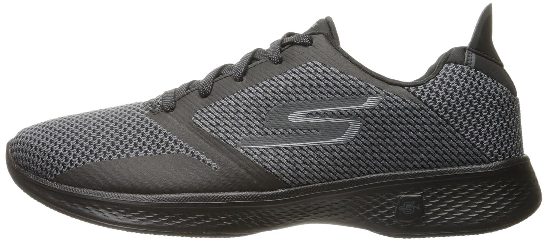 Skechers Damen Turnschuhe Go Walk 4 Schwarz Fascinate Schwarz 4 Grau 7daf56
