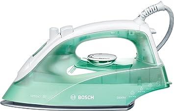 Bosch TDA2622 Sensixx B1 Steam Iron - White Green  Amazon.co.uk ... 8bf74150bf0